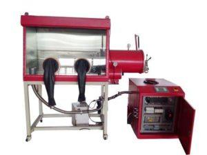 Steel Nitrogen cabinet