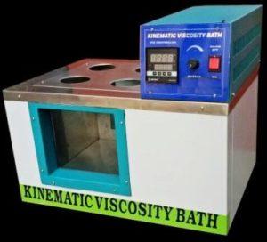 Heating Viscosity bath