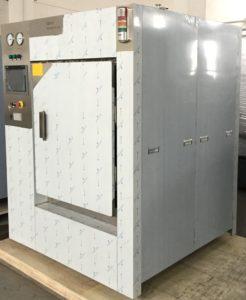 Pulse vacuum sterilizer 600 liters Yatherm